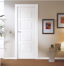 Puerta interior blanca 4200