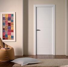 Puerta interior blanca 8700